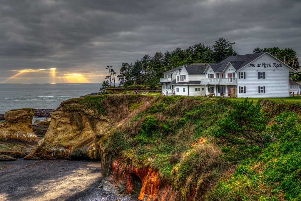 Inn At Arch Rock Depoe Bay Oregon